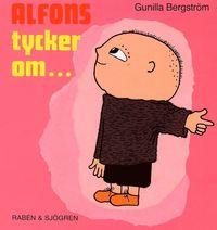 Alfons tycker om... (kartonnage)