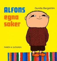 Alfons egna saker (kartonnage)