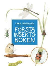 F�rsta insektsboken (kartonnage)