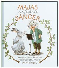 Majas Alfabetss�nger (inbunden)