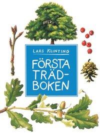Första trädboken (kartonnage)