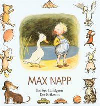 Max napp: (kartonnage)