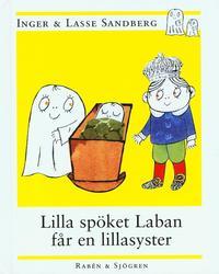 Lilla spöket Laban får en lillasyster (kartonnage)