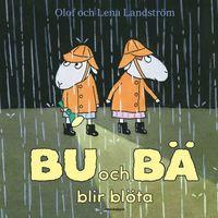 Bu och Bä blir blöta (kartonnage)