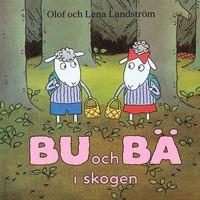 Bu och B� i skogen (kartonnage)