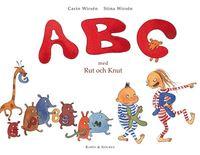 ABC med Rut och Knut (kartonnage)