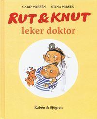 Rut & Knut Leker Doktor (kartonnage)