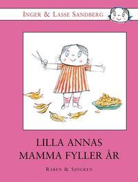 Lilla Annas mamma fyller år (kartonnage)