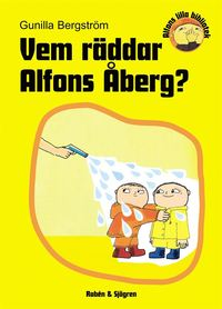 Vem R�ddar Alfons �berg? (kartonnage)