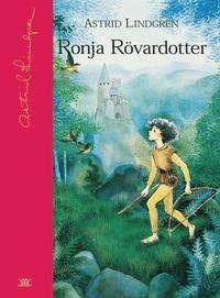 Ronja R�vardotter (inbunden)