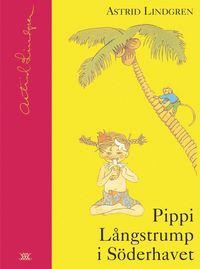 Pippi L�ngstrump i S�derhavet (inbunden)
