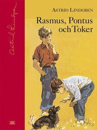 Rasmus, Pontus och Toker (kartonnage)