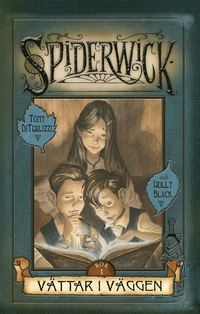 Spiderwick 1: V�ttar i v�ggen (pocket)