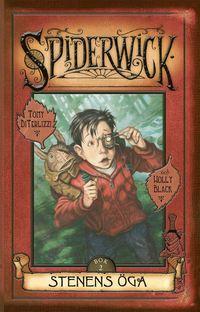 Spiderwick 2: Stenens �ga (kartonnage)