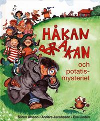 H�kan Br�kan och potatismysteriet (kartonnage)
