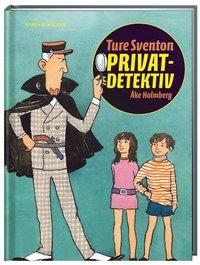 Ture Sventon privatdetektiv (kartonnage)