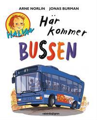 H�r kommer bussen (kartonnage)
