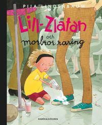 Lill-Zlatan och morbror raring (kartonnage)