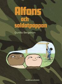 Alfons och soldatpappan (kartonnage)