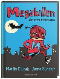 Megakillen : den stora hemligheten (kartonnage)