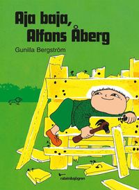 Aja baja, Alfons �berg! (kartonnage)