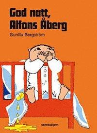 God natt, Alfons �berg (kartonnage)