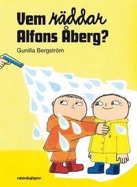 Vem räddar Alfons Åberg? (kartonnage)