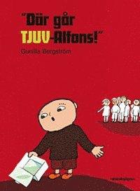 """D�r g�r TJUV-Alfons!"" (kartonnage)"