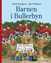 Barnen i Bullerbyn (kartonnage)