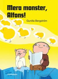 Mera monster, Alfons! (inbunden)