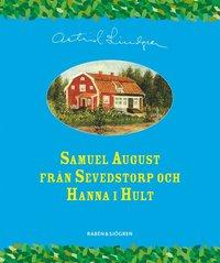 Samuel August fr�n Sevedstorp och Hanna i Hult (inbunden)