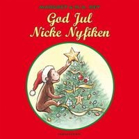 God Jul Nicke Nyfiken (kartonnage)