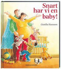Snart har vi en baby! (kartonnage)