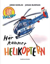 H�r kommer helikoptern (kartonnage)
