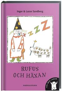 Rufus och h�xan (kartonnage)