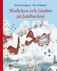 Madicken och Lisabet p� Junibacken (kartonnage)