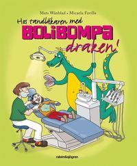 Hos tandl�karen med Bolibompa-draken! (kartonnage)