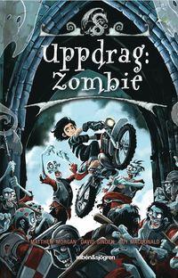 Uppdrag: Zombie (kartonnage)