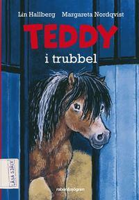Teddy i trubbel (kartonnage)