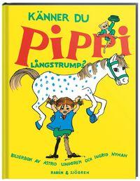 K�nner du Pippi L�ngstrump? (kartonnage)