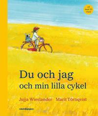Du och jag och min lilla cykel (kartonnage)