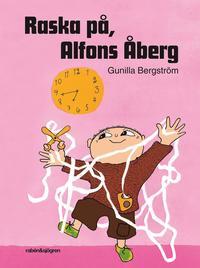 Raska p�, Alfons �berg! (kartonnage)