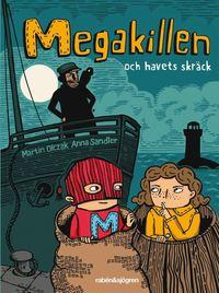 Megakillen och havets skr�ck (kartonnage)