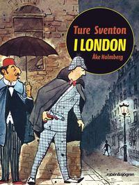 Ture Sventon i London (kartonnage)