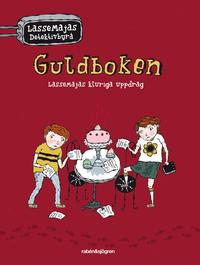 Guldboken - LasseMajas kluriga uppdrag (h�ftad)