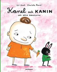 Kanel och Kanin och alla k�nslorna (kartonnage)