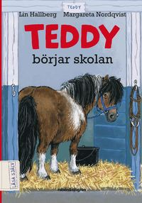 Teddy b�rjar skolan (kartonnage)