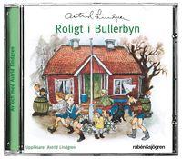 Roligt i Bullerbyn (ljudbok)