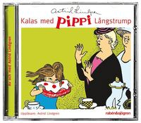 Kalas med Pippi L�ngstrump (ljudbok)