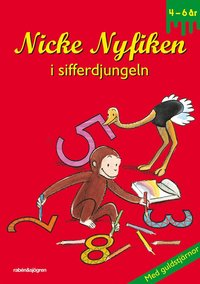 Nicke Nyfiken i sifferdjungeln (kartonnage)